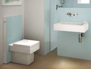 Cassetta WC di design