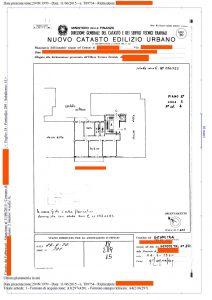 documenti per ristrutturazione: la planimetria catastale