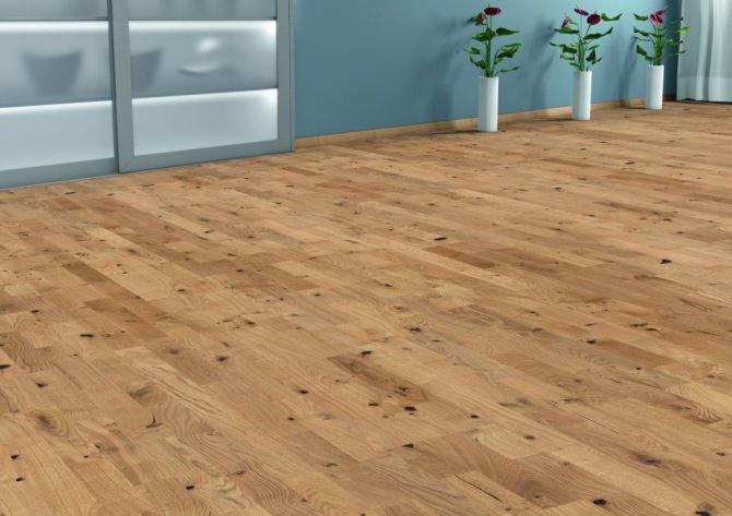 Legno Naturale Chiaro : Pavimento in legno la grande guida la scelta la posa i problemi