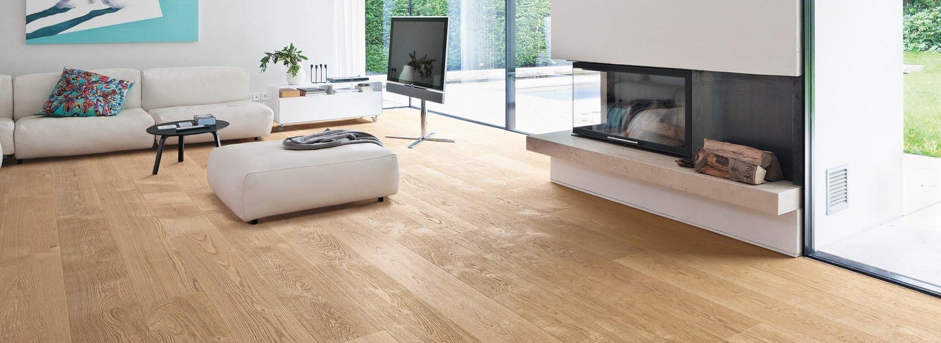Pavimento in legno la grande guida la scelta la posa i - Bagni con pavimento in legno ...