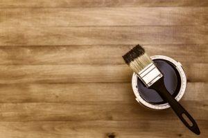 pavimento in legno finitura vernice