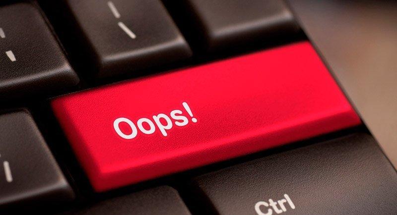 errori di progettazione nei Lavori di ristrutturazione