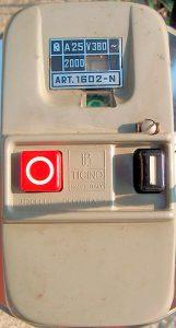 Rifacimento impianto elettrico: un vecchio quadro elettrico